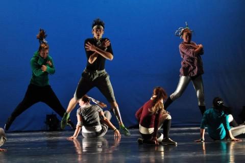 Tanzherbst Kempten 2012 – Jazz3-Gruppe