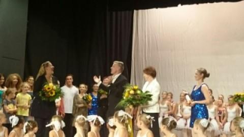 Abschiedsvorstellung der Ballettschule Gerda Buck in Mindelheim