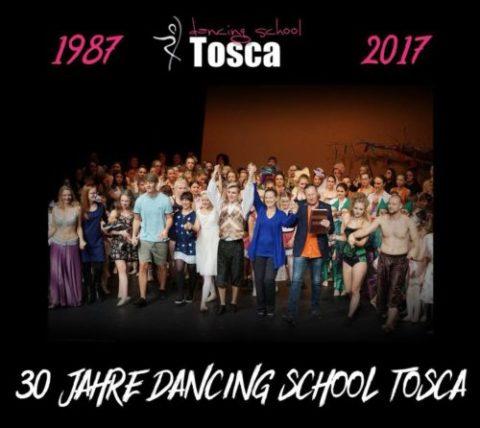 Happy Birthday Dancing School Tosca