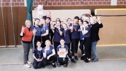 DST gewinnt 2. Platz in Kempten