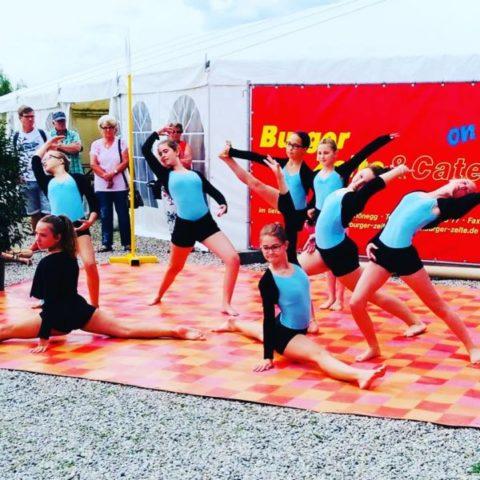 Gelungener Auftritt beim Food Festival