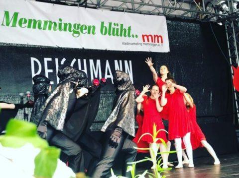 Impressionen von Memmingen blüht 2019