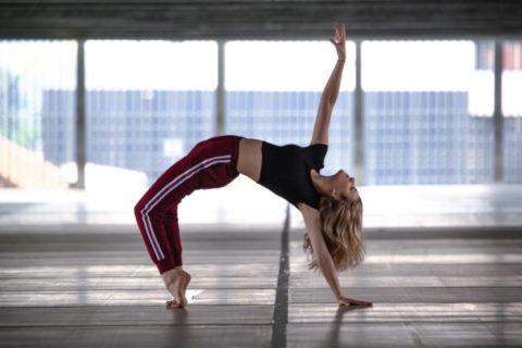DST Tänzerin beginnt Musicalausbildung in New York