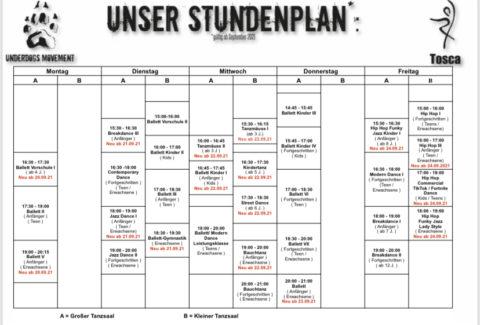 Schulstart-SCHNUPPERWOCHE in Memmingen
